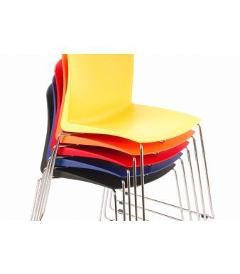 Stack HD Multipurpose Seating In Array Of Colours