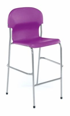 High Stool 2000 In Purple