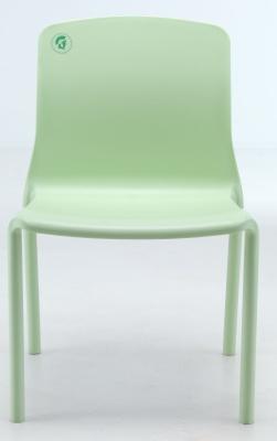 Titan Plus Lime Green Healthcare Poly Chair