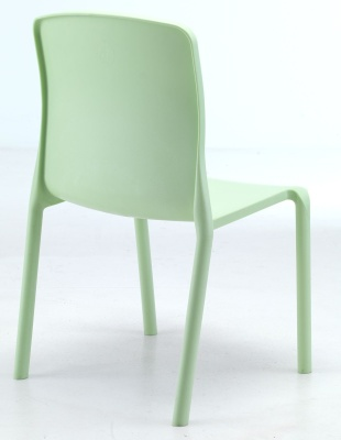 Titan Plus Lime Green Hospital Chair