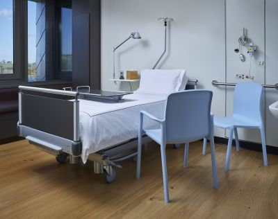 Titan Plus Healthcare Chairs In Situ