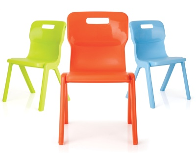 Titan Plus Anti Bacterial Class Room Chairs