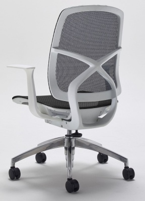 Zico All Mesh Chair Rear Angle