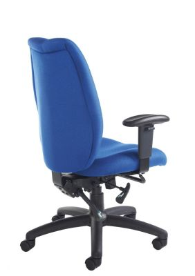 Truro Ultimate Comfort Swivel Chair With 3D Curvature Back