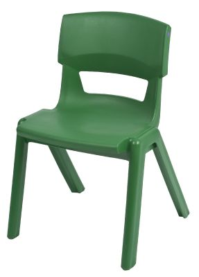 Postura Plus Classroom Chair Forest Green