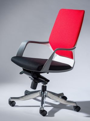Carbon Designer Mod Back Chair