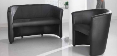 Leather Sofa Seating Bundle Deal