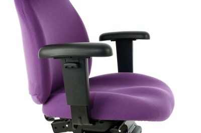 High Back Ergonomic Chair Arms