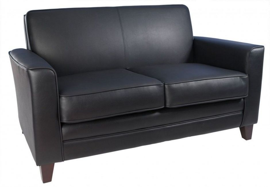 Black Leather Sofas Cardiff 1 Seater Sofa Online Reality