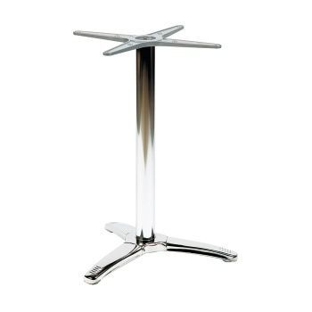 Prima Aluminium Table Base With Three Feet
