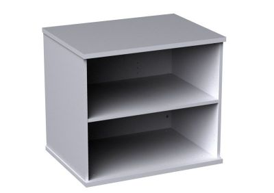 Duplex Low Bookcase