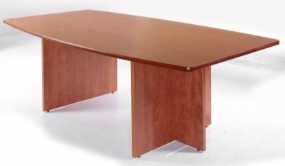 Contessa Cherry Veneer Boardroom Table