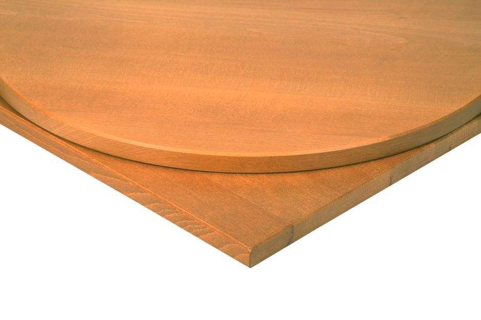 Solid Beech Cafe Table Tops 600mm Round Online Reality