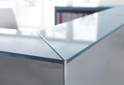 Lx Reception Desk Counter Top Detail