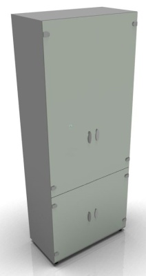 Tall Cupboard 4 Door
