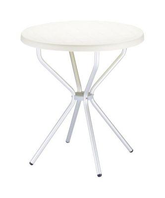Elfo Outdoor Plastic Table Beige Top