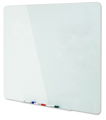 Bio Magnetic And Dry Wipe Glass Writing Boards