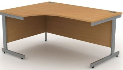 Avalon Left Hand Corner Desk