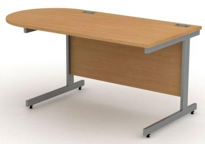 Avalon Left Hand D End Desk