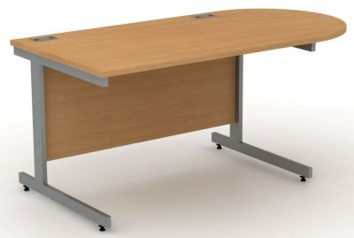 Avalon Right Hand D End Desk