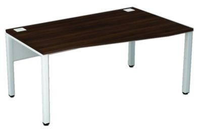 Avalon Right Hand Wave Bench Desk