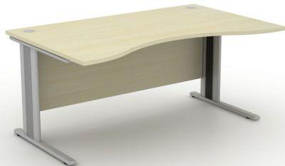 Avalon Plus Double Wave Desk