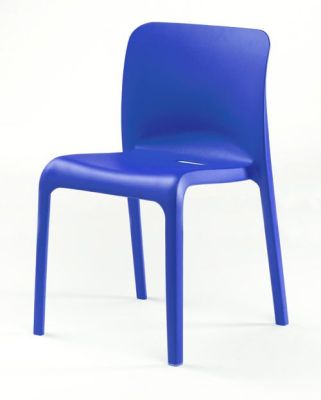 POP Blue Meeting Room Chair