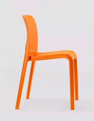 POP Orange Recylable Seat