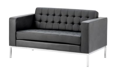 Florence Knoll Two Seater Sofa