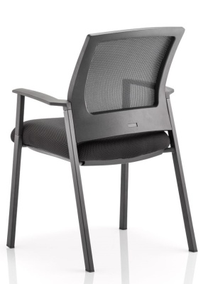 Carlton Mesh Conference Chair Rear View