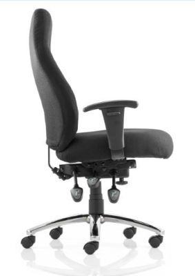Torso Ergonomic Chair Side View