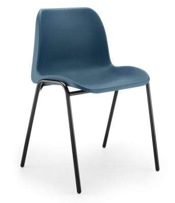 Ecom Poly Chair In Blue