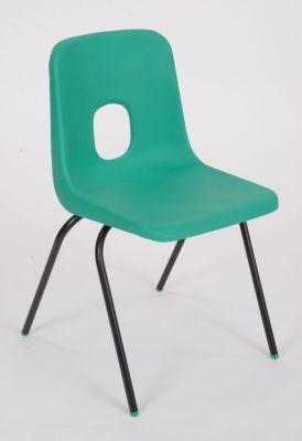 Ethel 4 Leg Poly Chair