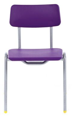 Bellos Classroom Chair Front