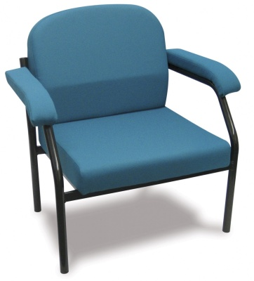 heavy duty easy chair with arms samson band 1