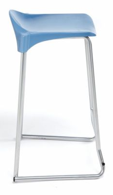 Adl Stackable Sld Base Stool Side View