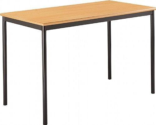 Rectangular Fully Welded Classroom Table 1100mm X 550mm