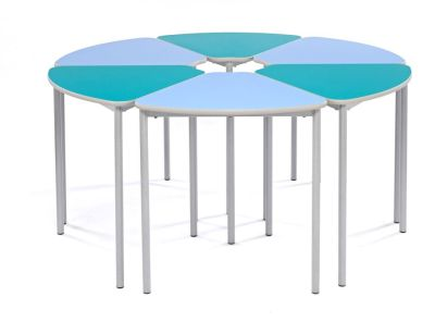 Segat Modular Tables Circular Arrangment