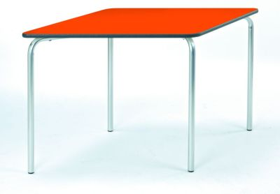 Diamond Table Orange Top