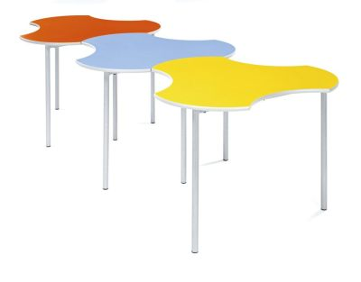 Sagu Modular Tables In A Line Of 3