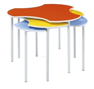 Sagu Modular Tables Stacked