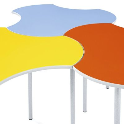 Sagu Modular Tables Detail Shot