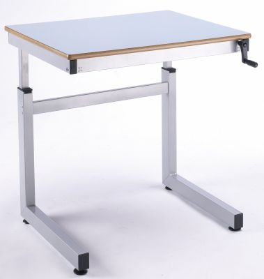 HA200 Small Height Adjustable Desk Extended