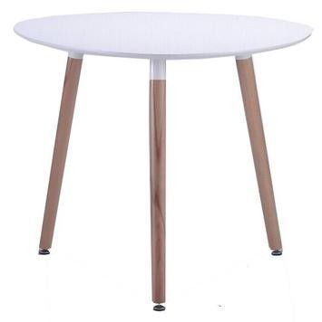 Eiffel Round Table White Top