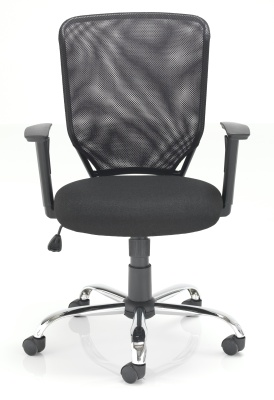 Bisoto 2 Mesh Chair Front View