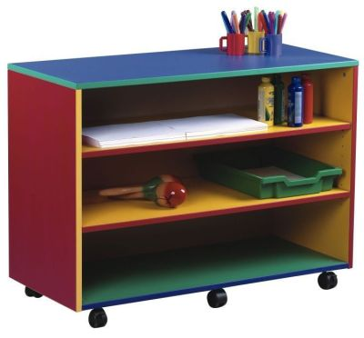 Mobile Colour My World Open Storage Unit - Copy