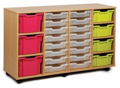 Multi Tray Storage Unit 1