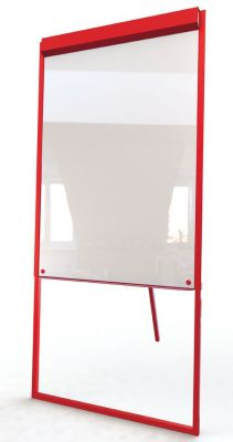 Easi Clix Easel Red