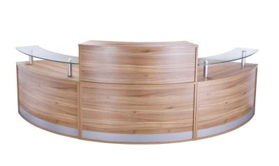 PB Deluxe Reception Desk Confog 4
