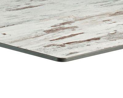 Distressed White Oak Hp Laminate Detail Shot